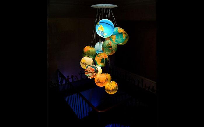 lampa de globuri