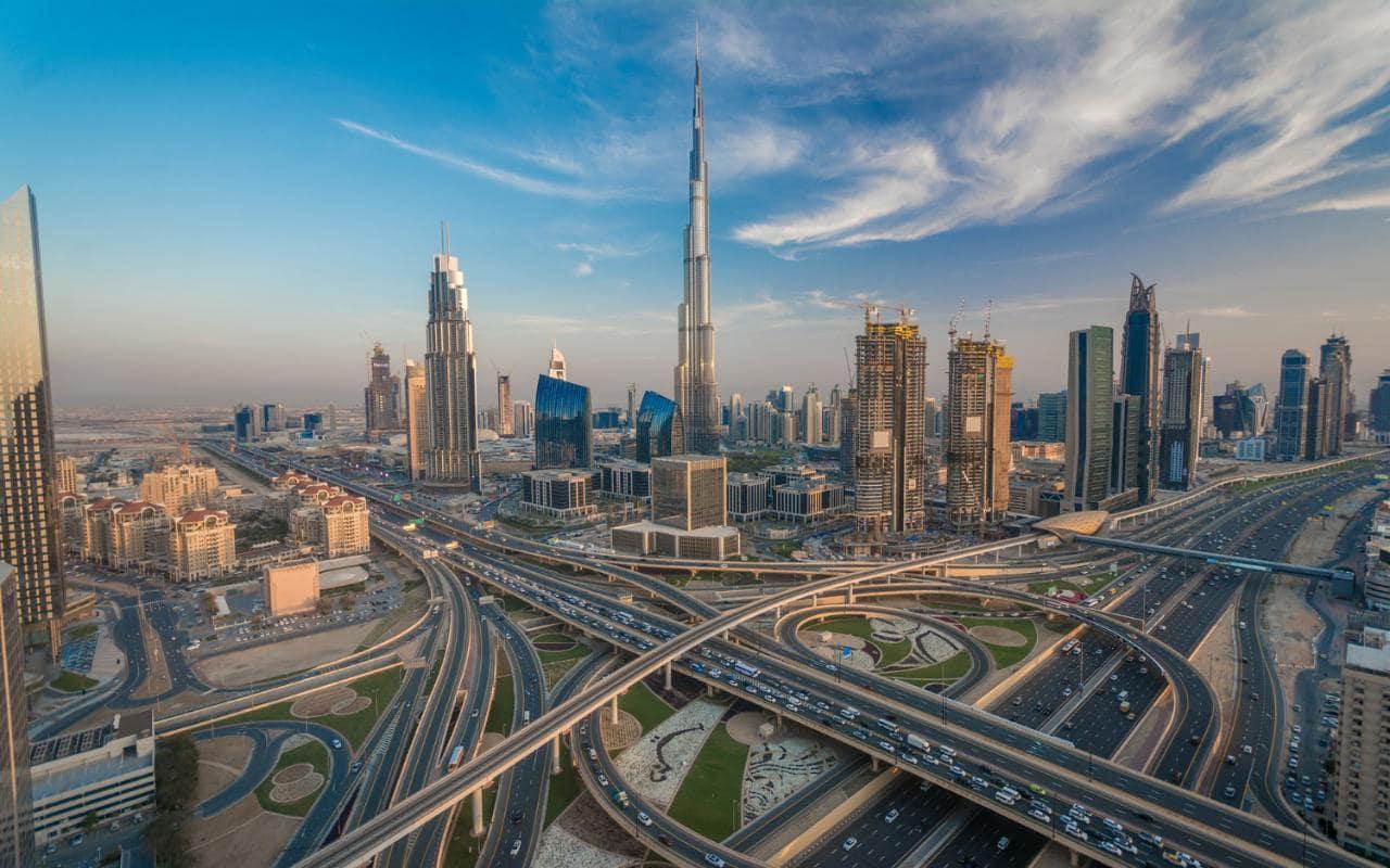 Unde Este Situat Dubai Hartă Imagini și Informații Utile Thepoc