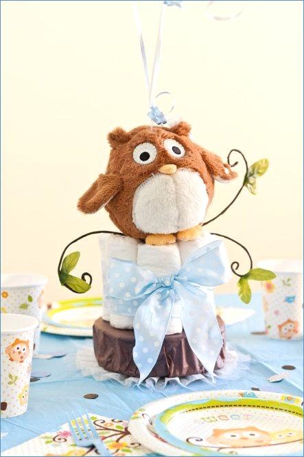 Idee de decorare baie bebeluș cu maimuță